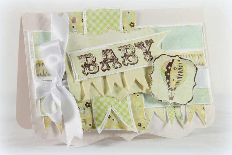 baby card. Mojo monday 250