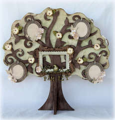 Family Tree *Swirlydoos Kit Club*