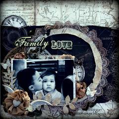Family Love. OUAS February