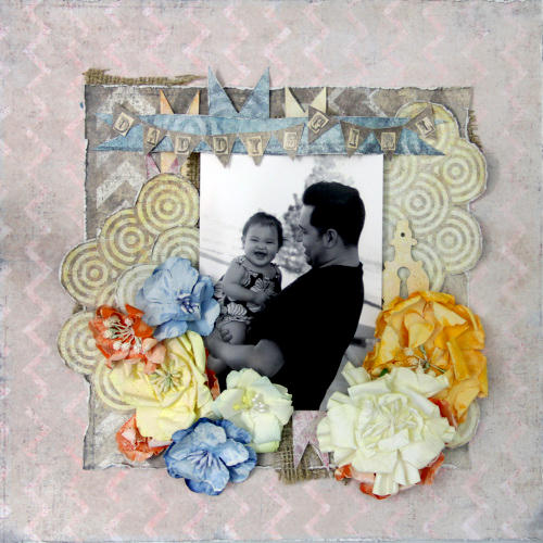 Daddys Little Girl *Manor House Creations