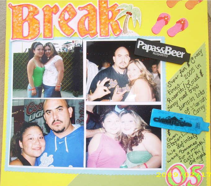 Sprink Break o5 ~ 2