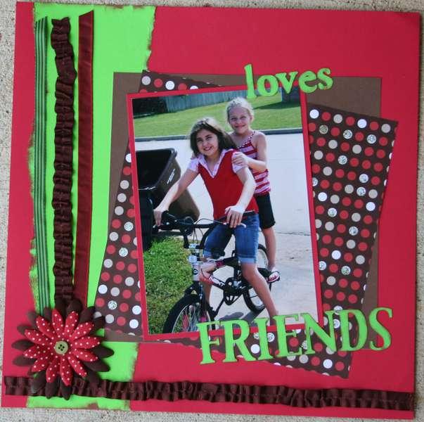 Loves Friends