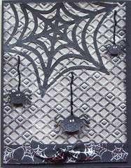 Spider - Halloween Card