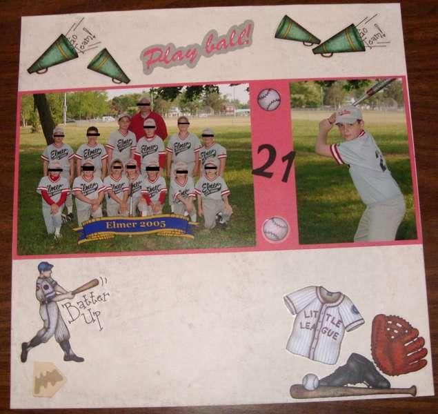 baseball 2005