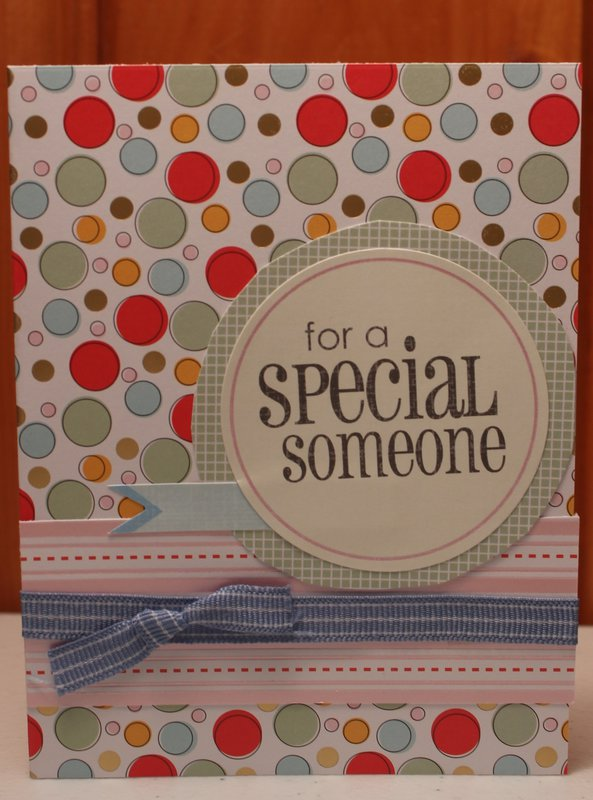 for a Special someone