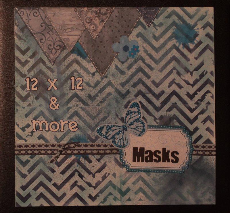 12x12 Masks & More album