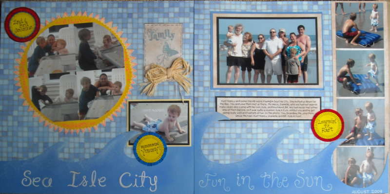 Sea Isle City two pager