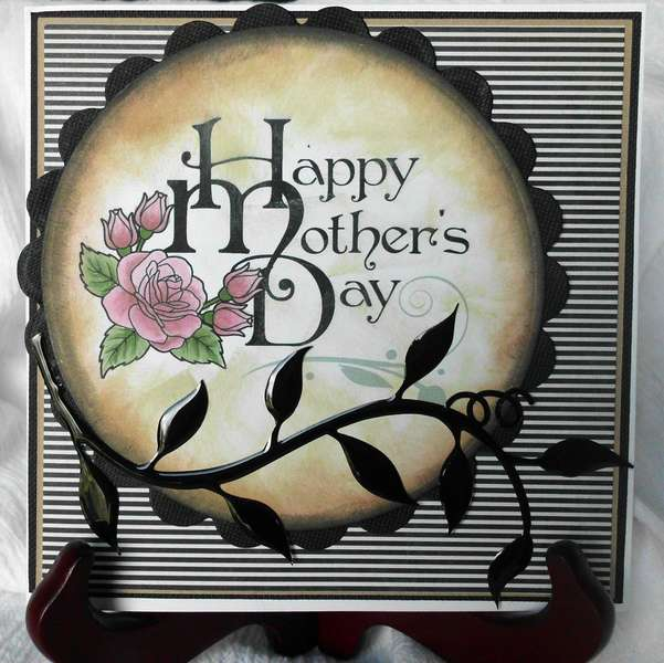 Happy Mother's Day card - FWAB