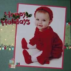 *Happy Holidays