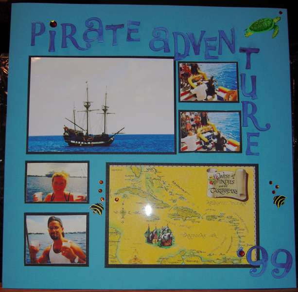 *Here Thar Be Pirates