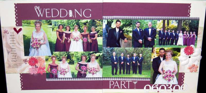 *The Wedding Party