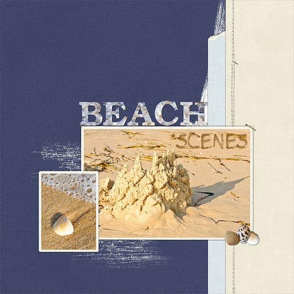 Beach Scenes (r)