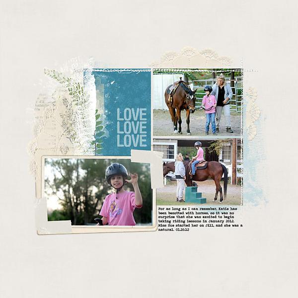 Budding Equestrian (l)