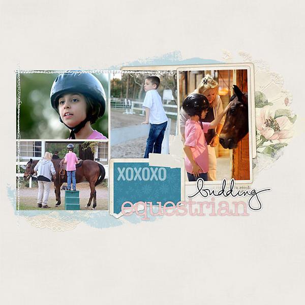 Budding Equestrian (r)