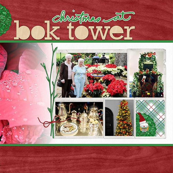 Christmas at Bok Tower (l)
