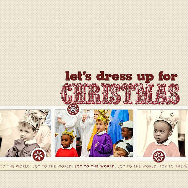Let's Dress Up (r)