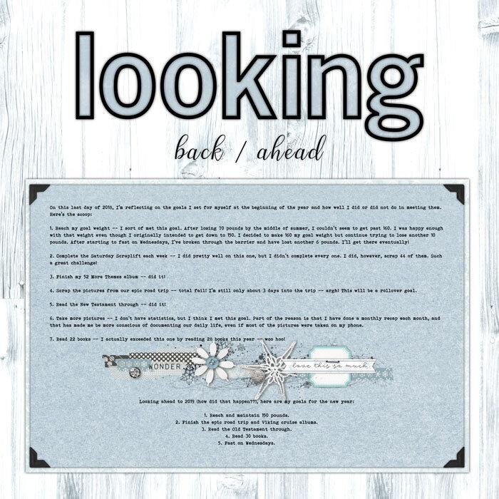 Looking Back / Ahead