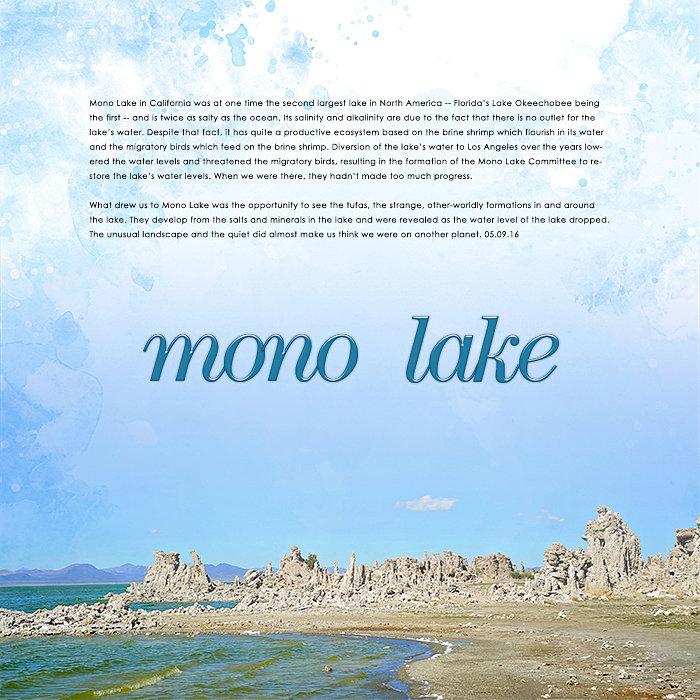 Mono Lake (l)