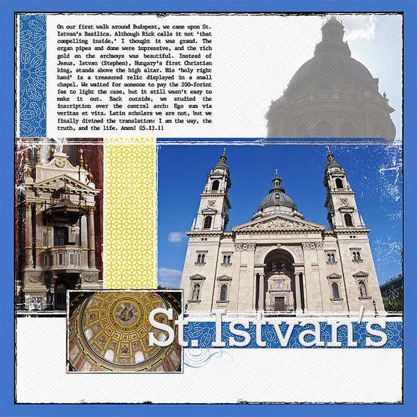 St. Istvan's (l)