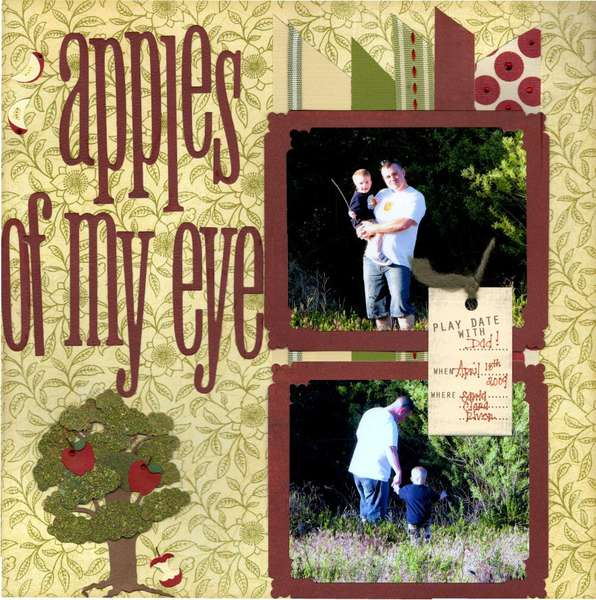 Apples of my Eye