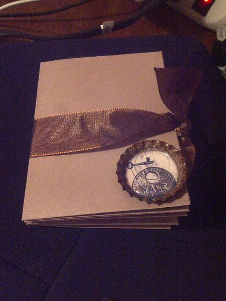 Mini Album - Using a 12 x 12 piece of paper