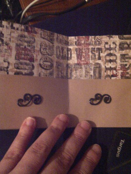 7 and 8 pages of mini album 12 x 12