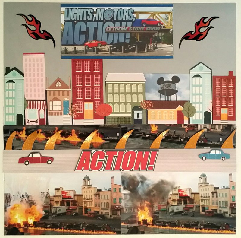 Lights, Motors, Action! Extreme Stunt Show, Disney's Hollywood Studios
