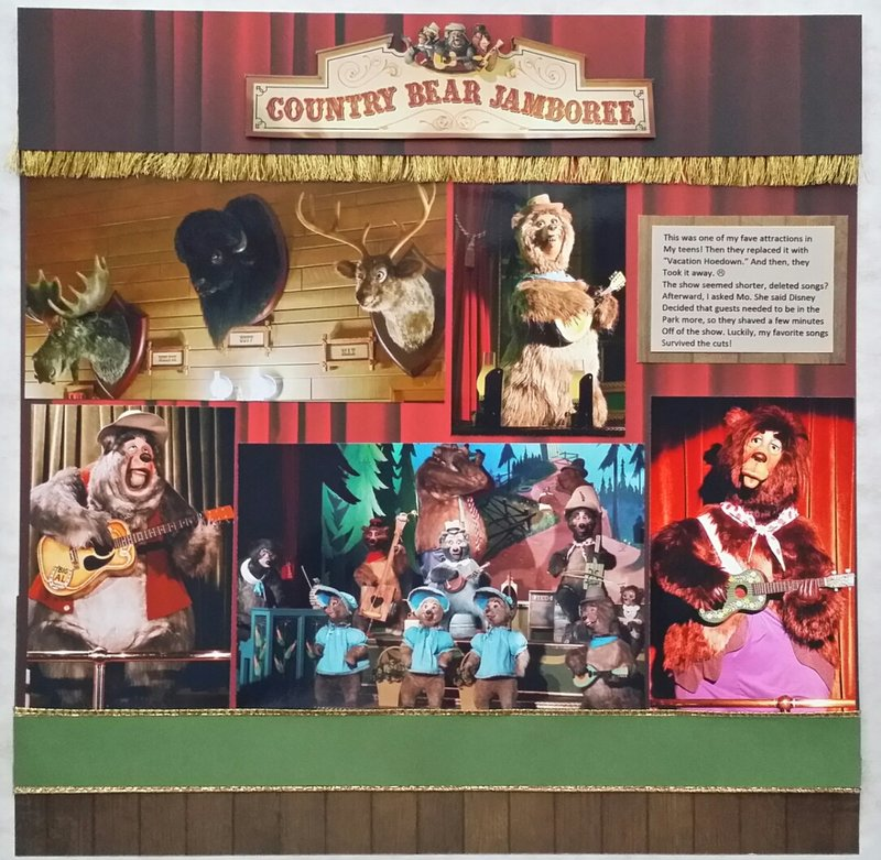 Country Bear Jamboree ( left )