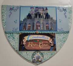 cinderella's Royal table, flap unattached