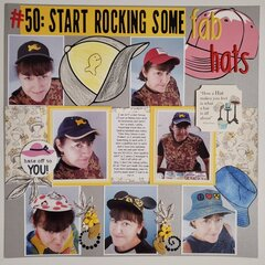 #50: Start Rocking Some Fab Hats