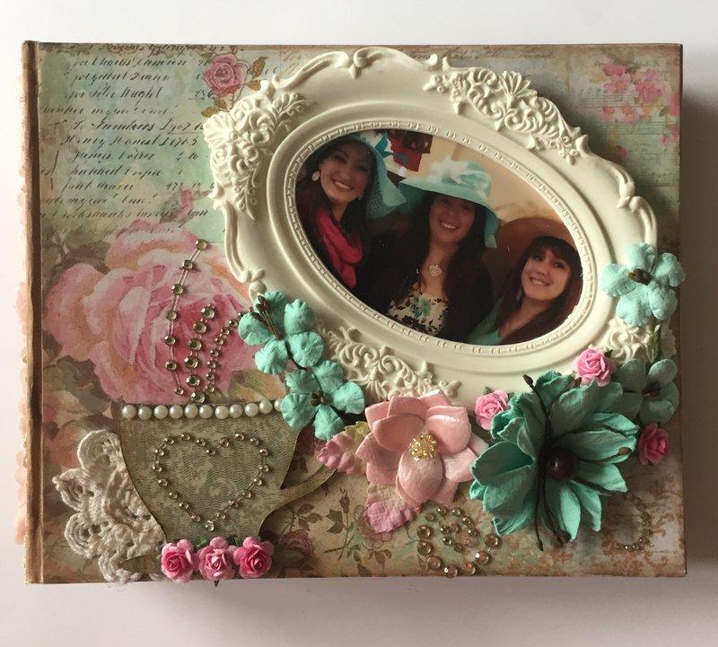 Bridal Shower mini album