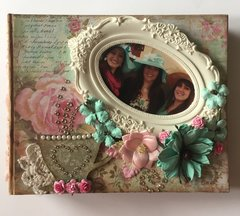 Bridal Shower mini album