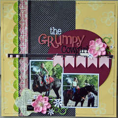The Grumpy Cowgirl **Birds Of A Feather Kit Co.**