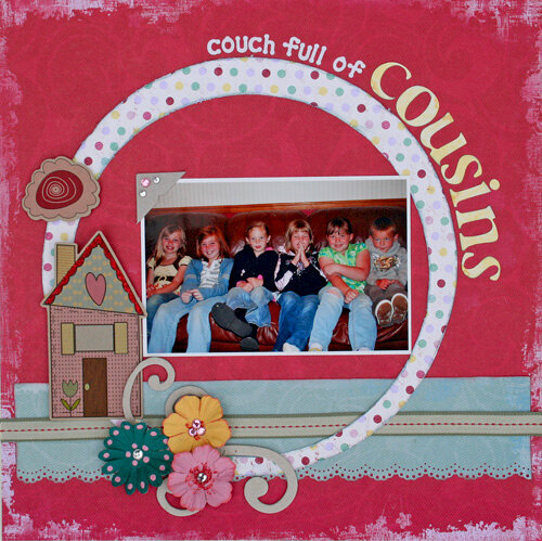 Couch full of Cousins