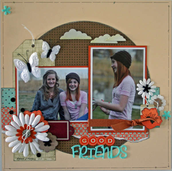Good Friends **January Birds Of A Feather kit**