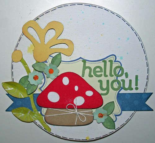 Hello, You! card