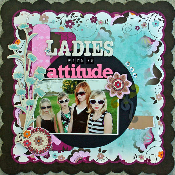 Ladies With An Attitude