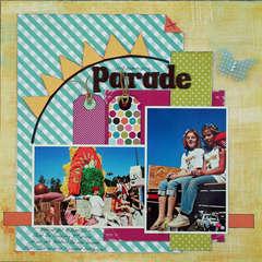 Parade **Sweet Peach**