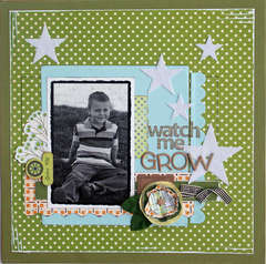 Watch Me Grow **Sweet Peach Crop Shop**