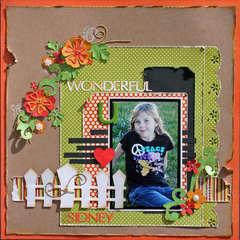 Wonderful U **Cheery Lynn Designs**