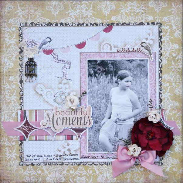 Beautiful Memories - My Creative Scrapbook