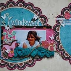 Windswept Beauty