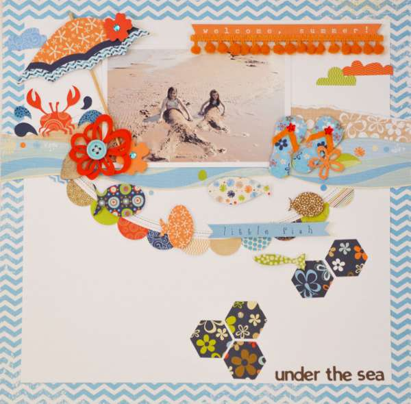 Under the Sea - My Creative Scrapbook