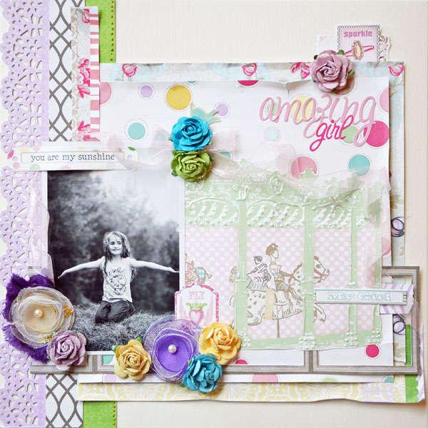 Amazing Girl - My Creative Scrapbook