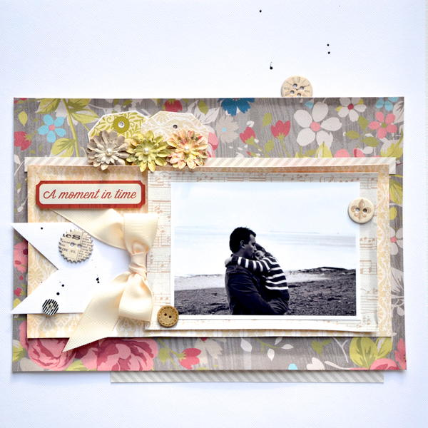 A Moment in Time * My Creative Scrapbook *