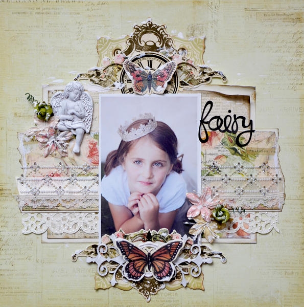Fairy - My Creative Scrapbook