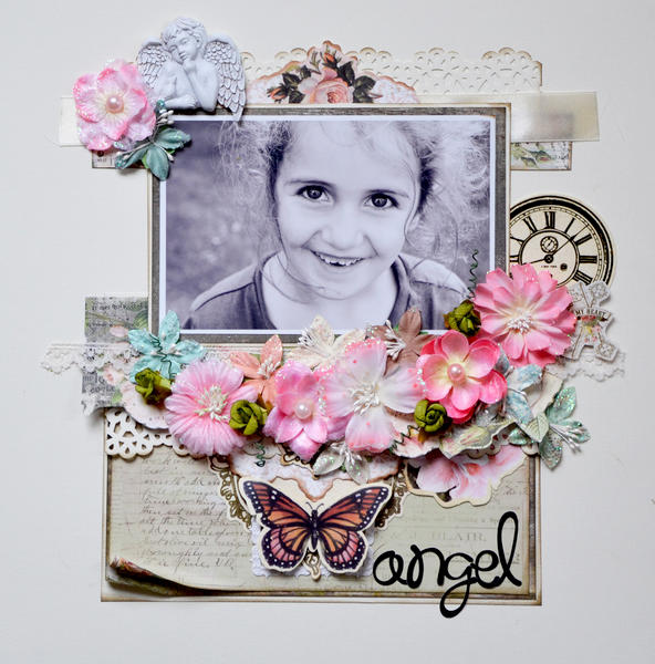 Angel My Creative Scrapbook