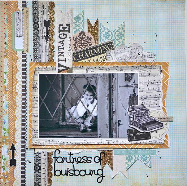 Fortress of Louisbourg - My Creative Scrapbook