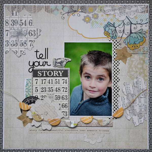 Tell Your Story - My Creative Scrapbook