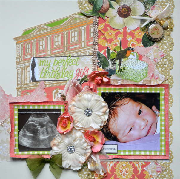 Perfect Birthday Gift - My Creative Scrapbook